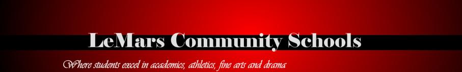 LeMars Community Schools